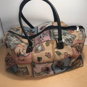Walt Disney Winnie The Pooh Travel Bag